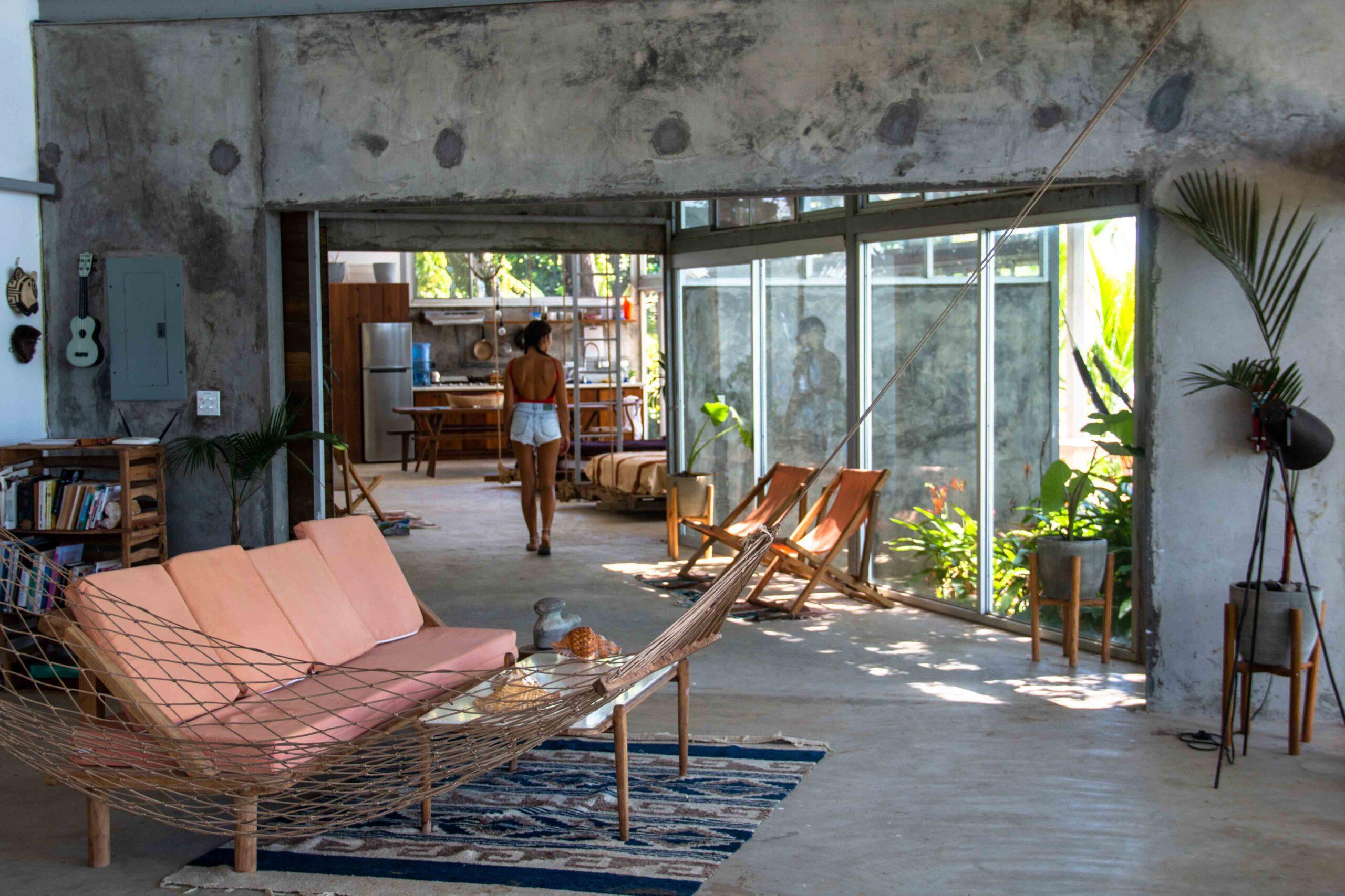 Interior at Casa Comunal Bocas del Toro