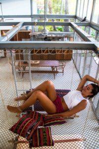 Hammock at Casa Comunal Bocas del Toro