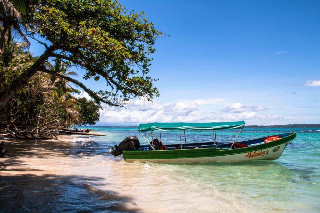 Cayo Zapatilla Bocas del Toro Panama