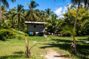 House on Bocas del Toro Panama