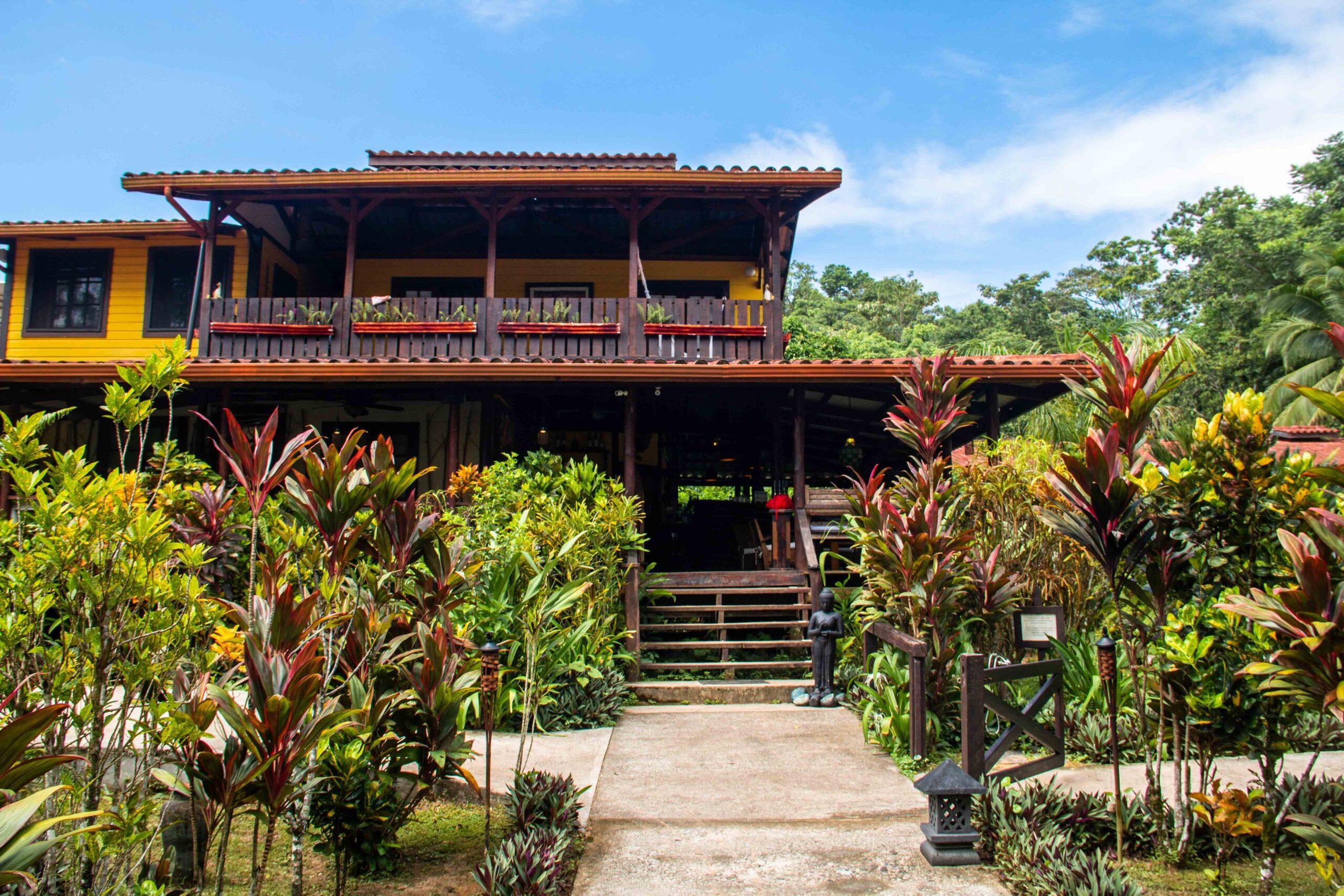 Island Plantation hotel Bocas del Toro Panama