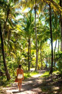 Bocas del Drago walk on Bocas del Toro