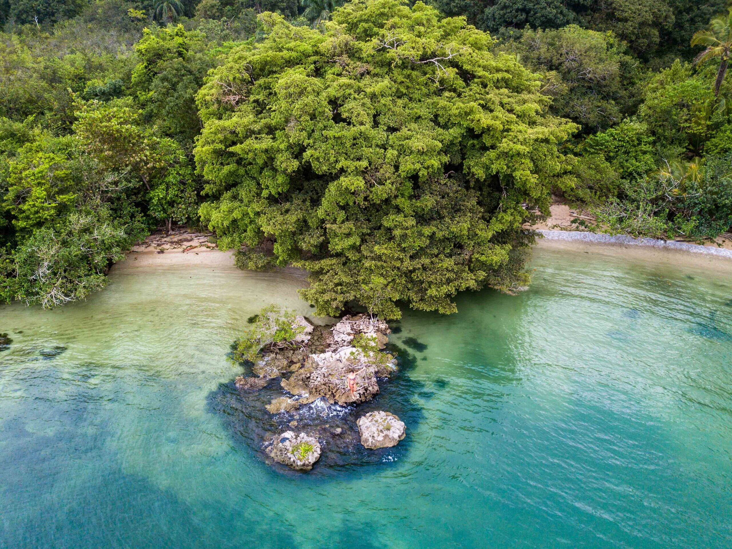 Bluff Beach at Bocas del Toro