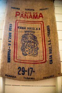 Panamanian coffee at Island Plantation Bocas del Toro