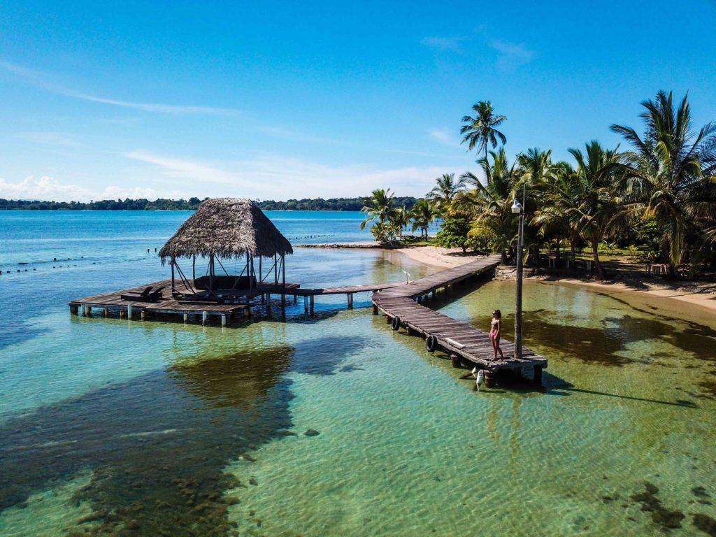 Playa Boca del Drago Bocas del Toro Panama