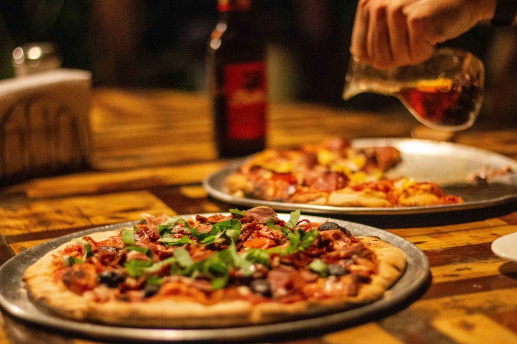 Ciao Pizza restaurant Bocas del Toro