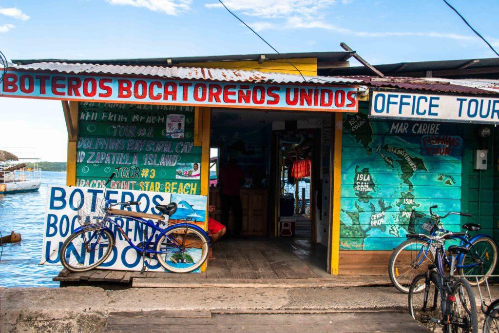 Bocas Town Bocas del Toro Panama
