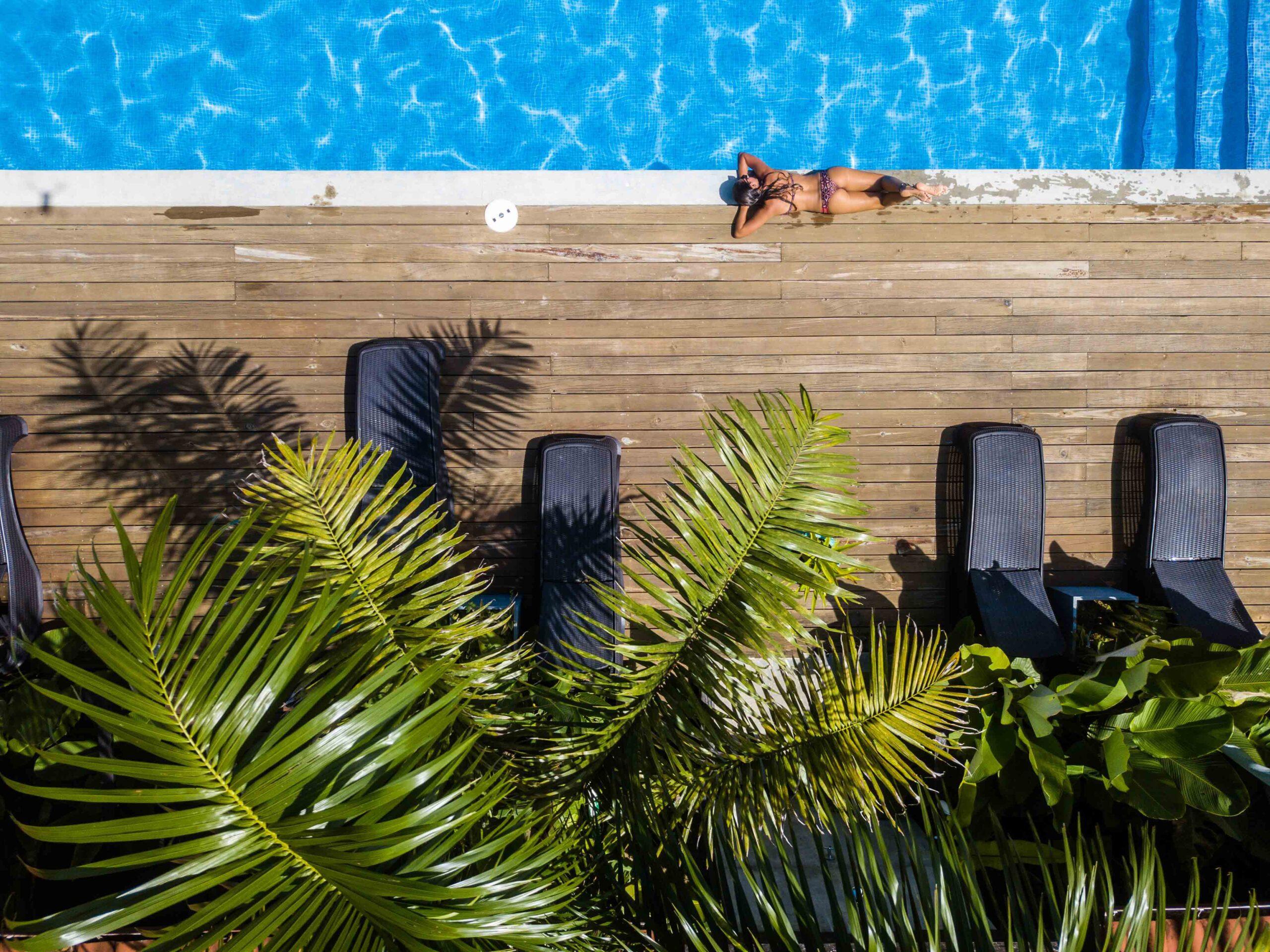 Swimming pool Island Plantation Bocas del Toro