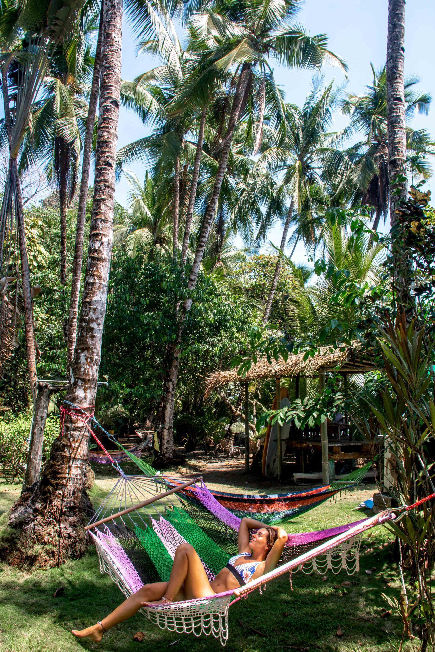 hammock Rancho Burica Costa Rica