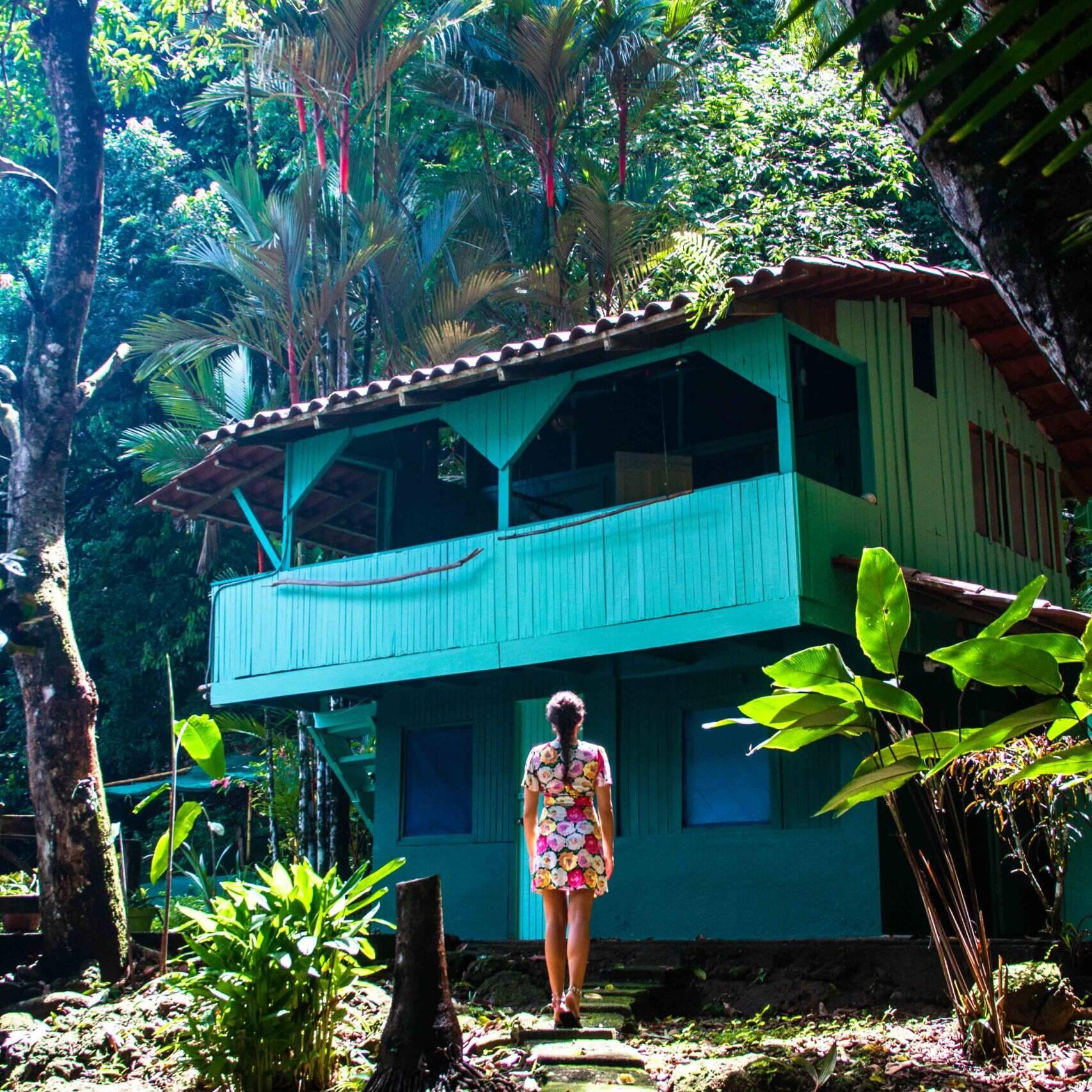 room Jungle Lodge Rancho Burica Costa Rica