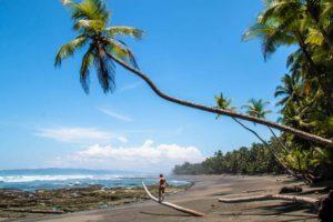 paradise beach Punta Banco Costa Rica