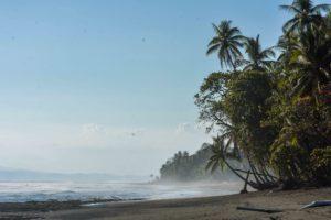 Beach Punta Banco Costa Rica