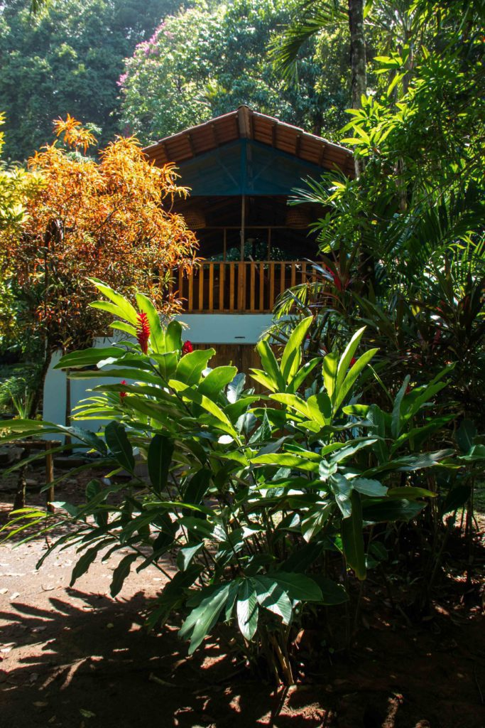 Room boathouse Rancho Burica