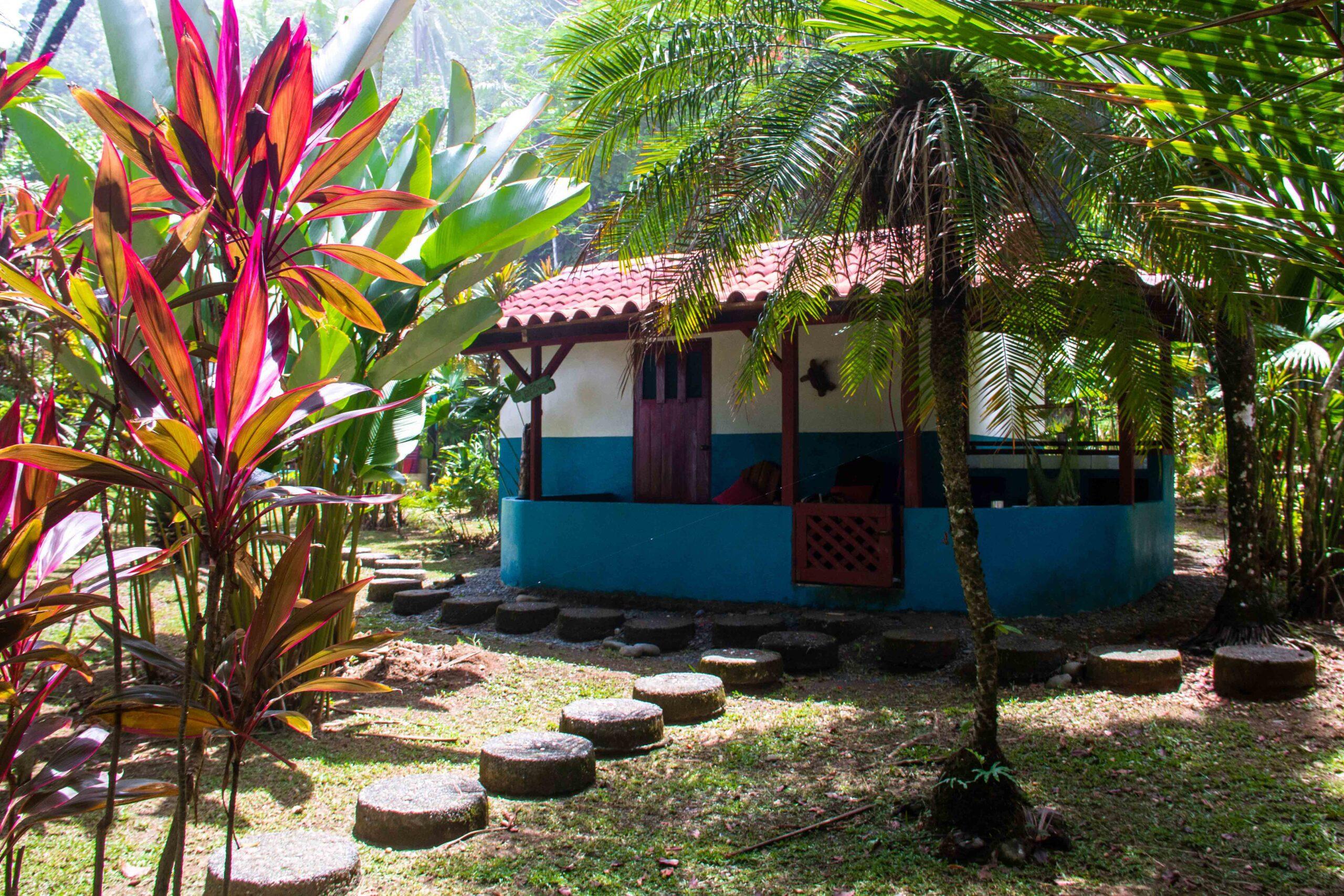 room Casa Jardinero Rancho Burica