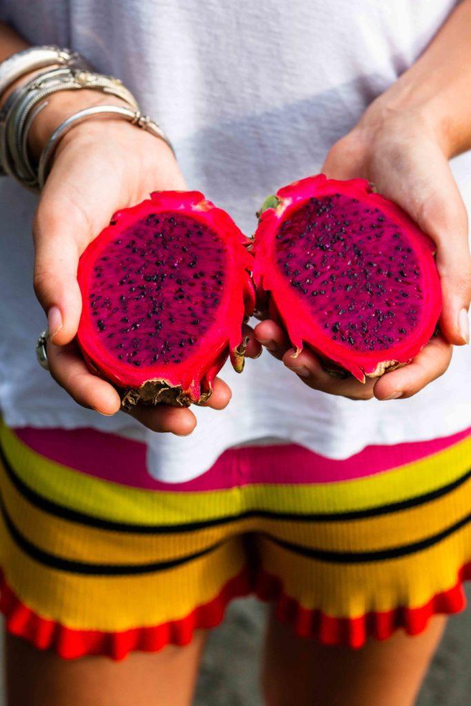 dragon fruit Rancho Burica Costa Rica