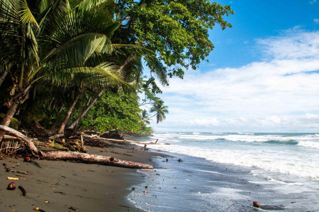 beach Rancho Burica Punta Banco