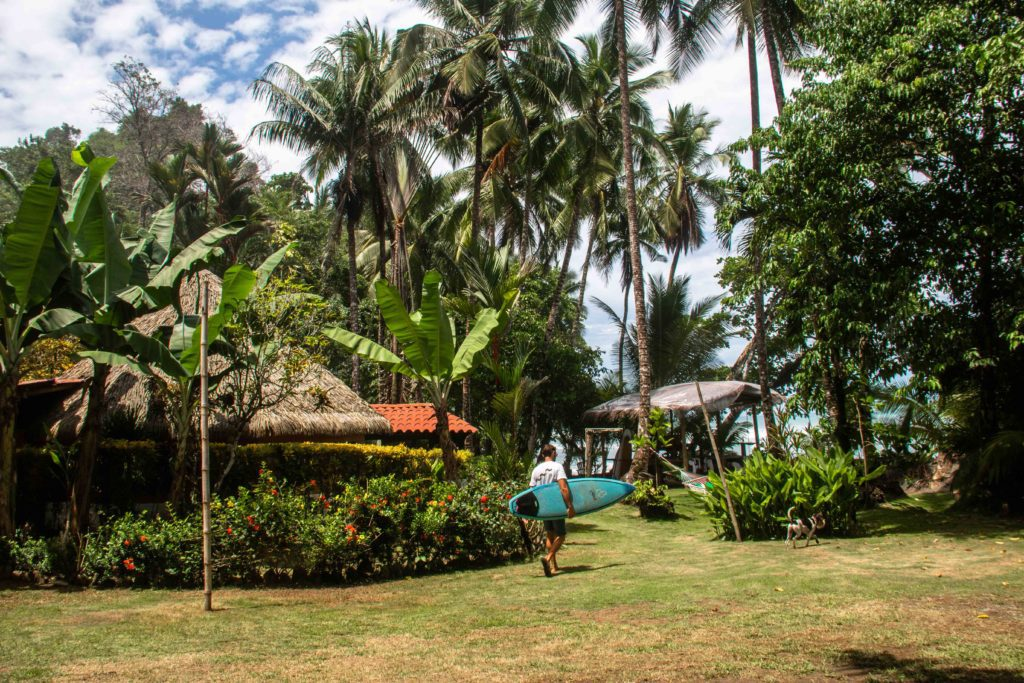Rancho Burica Costa Rica