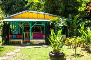 Restaurant Rancho Burica Costa Rica
