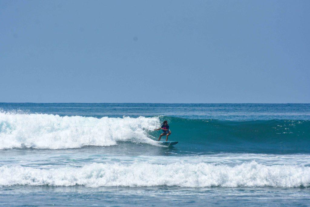 surfing Rancho Burica Punta Banco