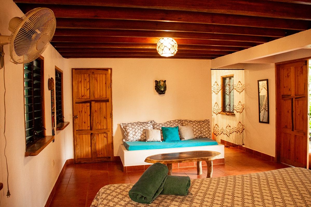 Luxury cabina at Rancho Burica Costa Rica
