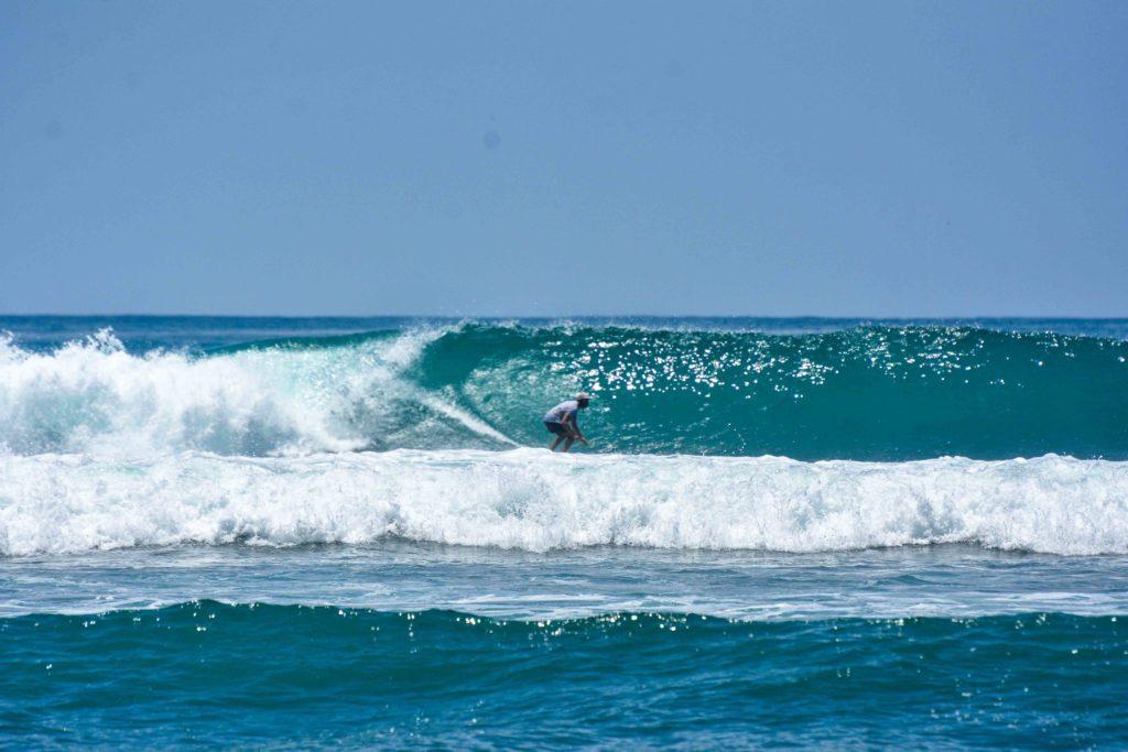 Surfer Punta Banco Costa Rica