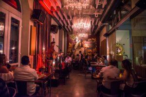 Restaurant Caliope in Panama City
