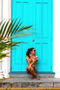 Colorful Casco Viejo Panama City