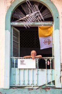 People Casco Viejo Panama City