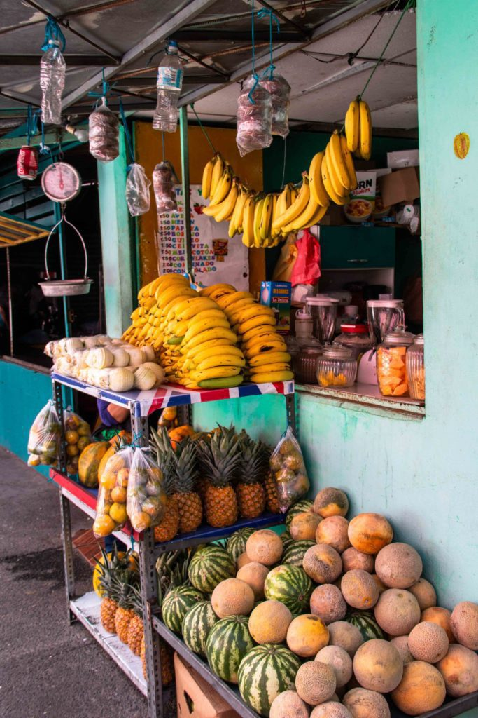 fruit shop Panama City