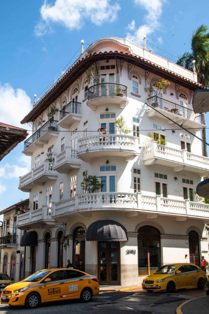 Las Clementinas boutique hotel Casco Viejo Panama