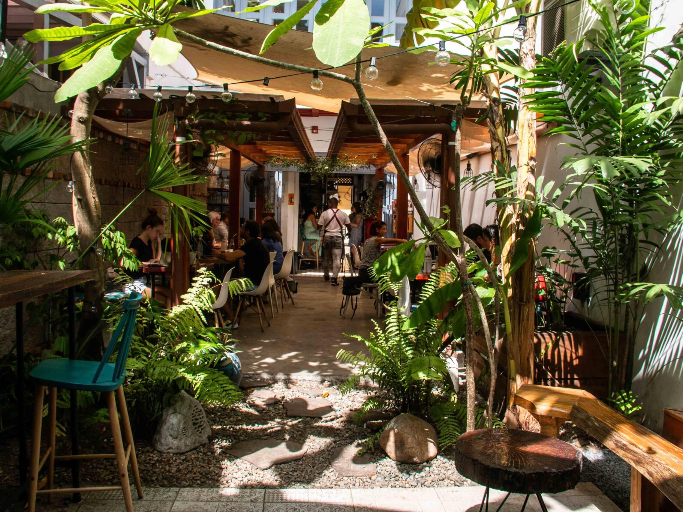 Mahalo restaurant in Casco Viejo Panama