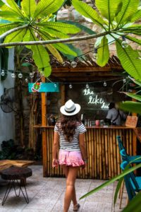 Mahalo restaurant Casco Viejo Panama City