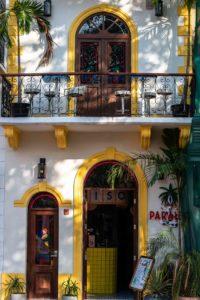 Fonda Paraiso Casco Viejo restaurant Panama City