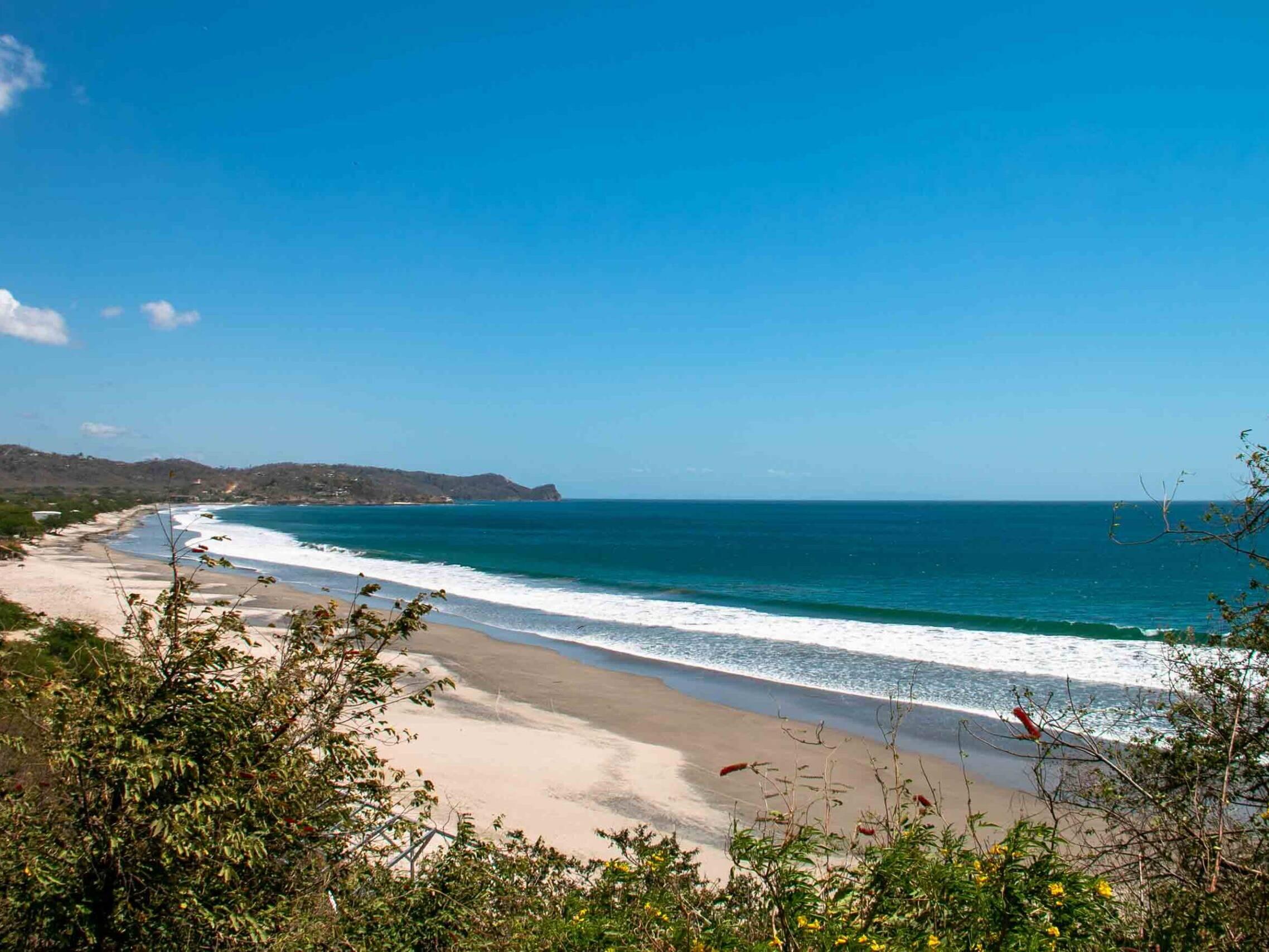 Playa Santana in Nicaragua