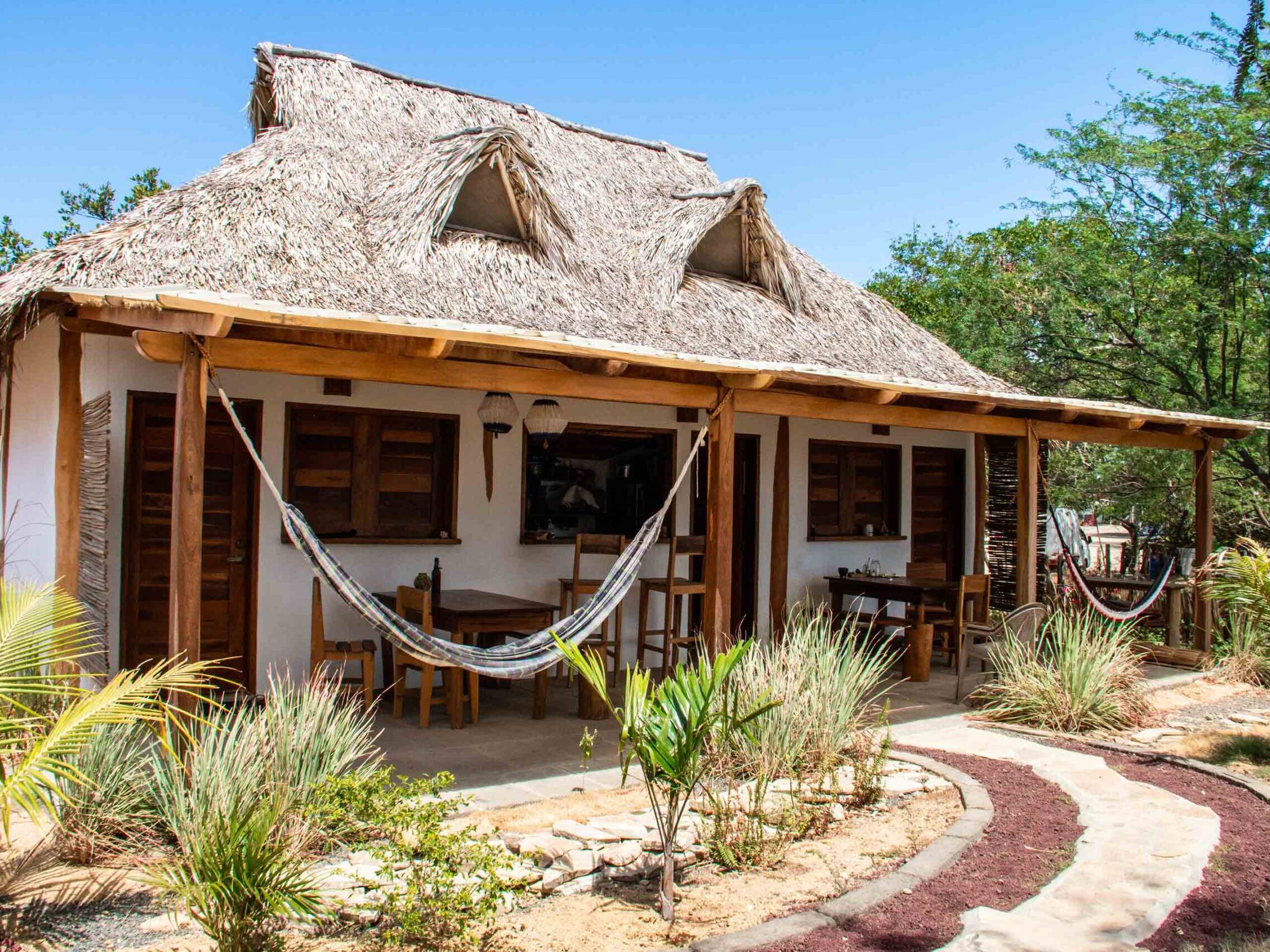 Two Ten Surf accommodation in Playa Guasacate Nicaragua