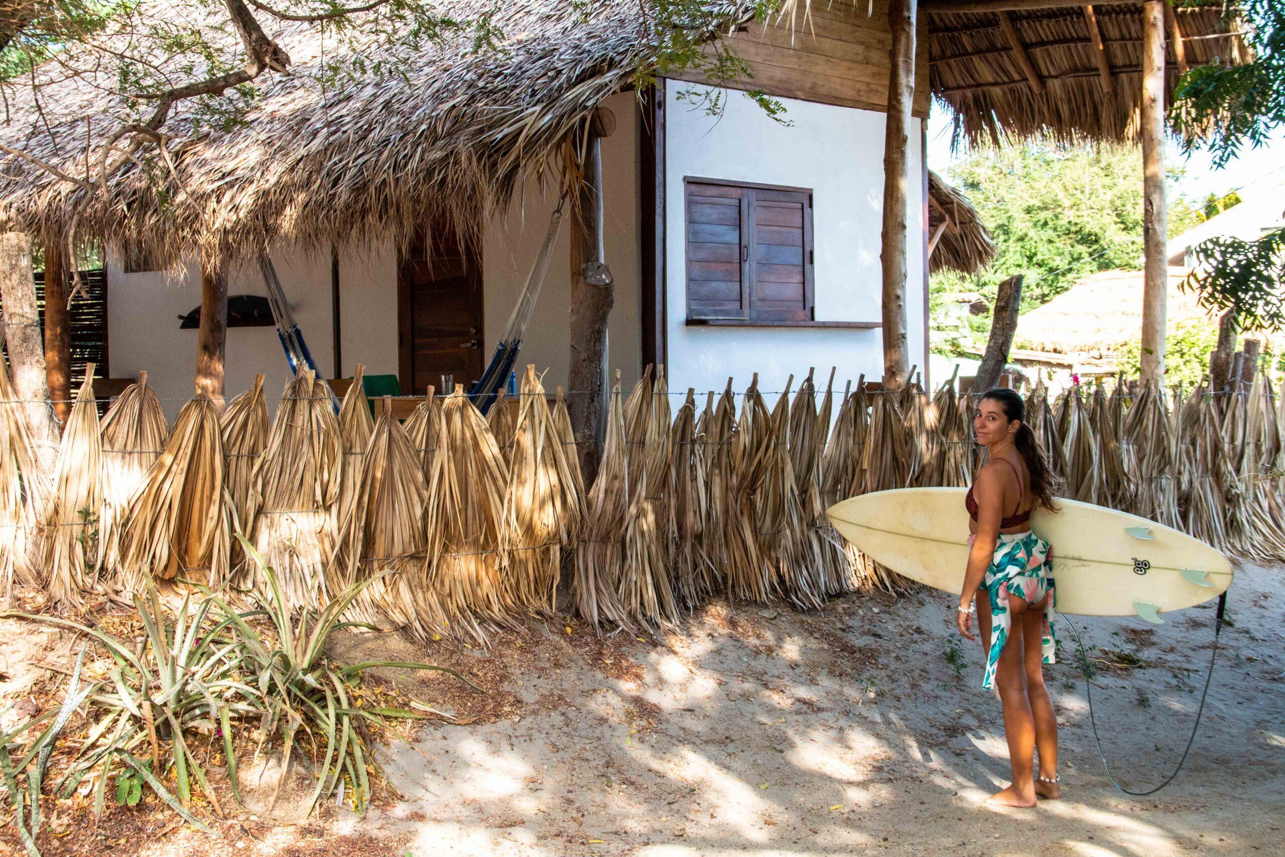 TwoTen Surf at Playa Guasacate Nicaragua