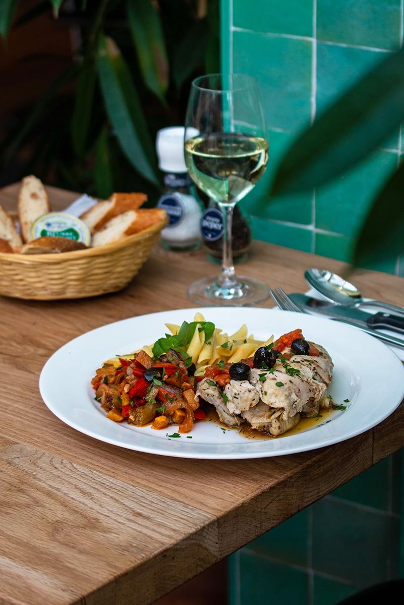 Italian food photography for Amsterdam restaurant