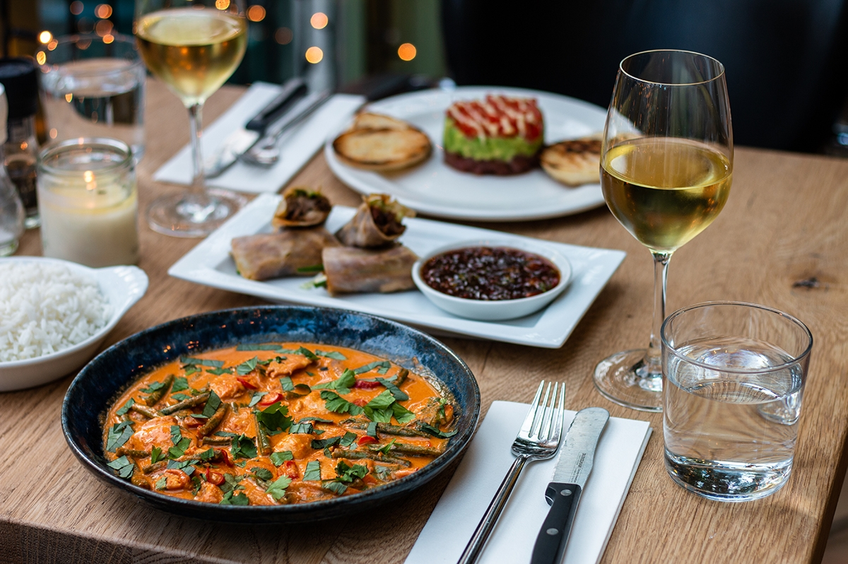 Food photography for amsterdam restaurant