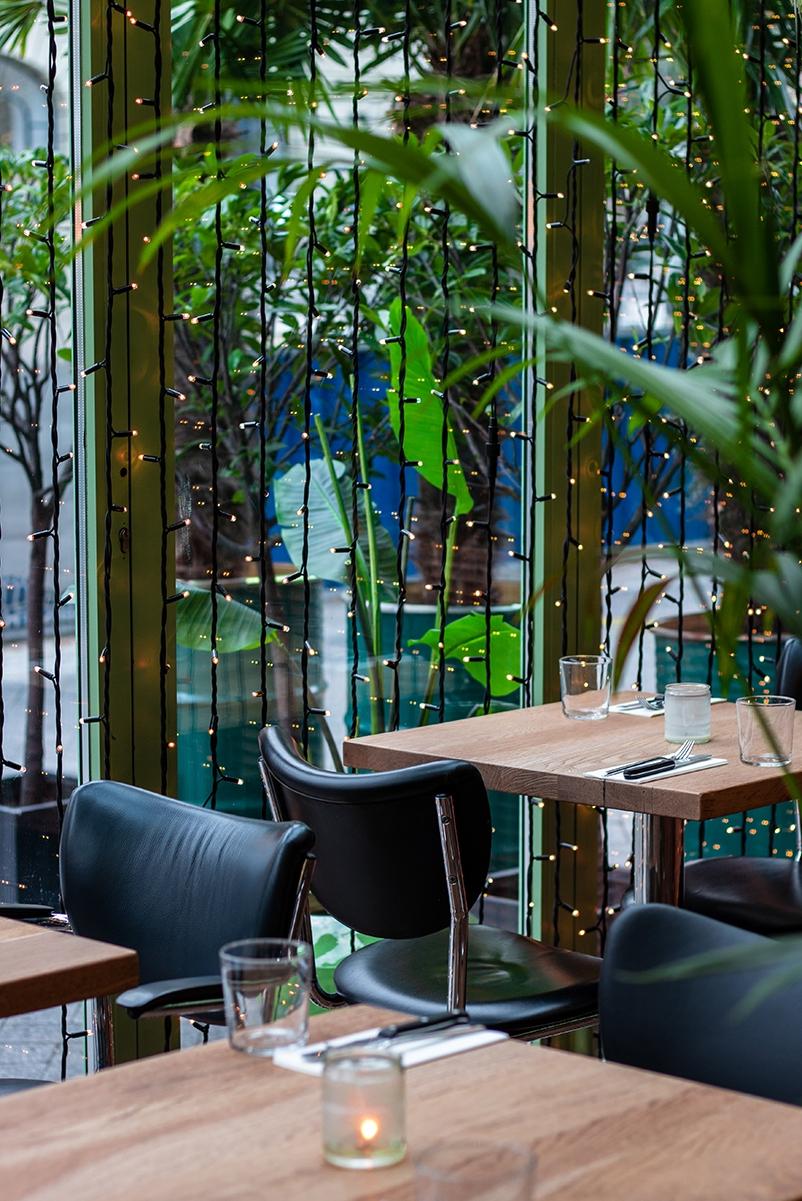Amsterdam restaurant interior photography