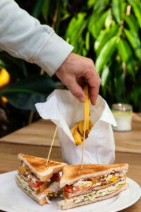 Food photography by MSC creative agency