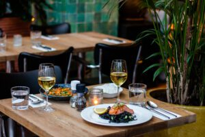 Restaurant food photography by MSC creative agency