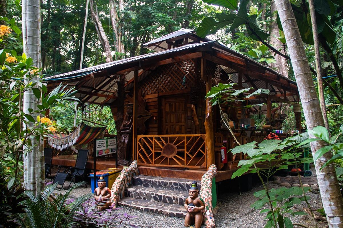 Congo Bongo hotel in Costa Rica