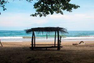 Playa Manzanillo at Congo Bongo hotel Costa Rica