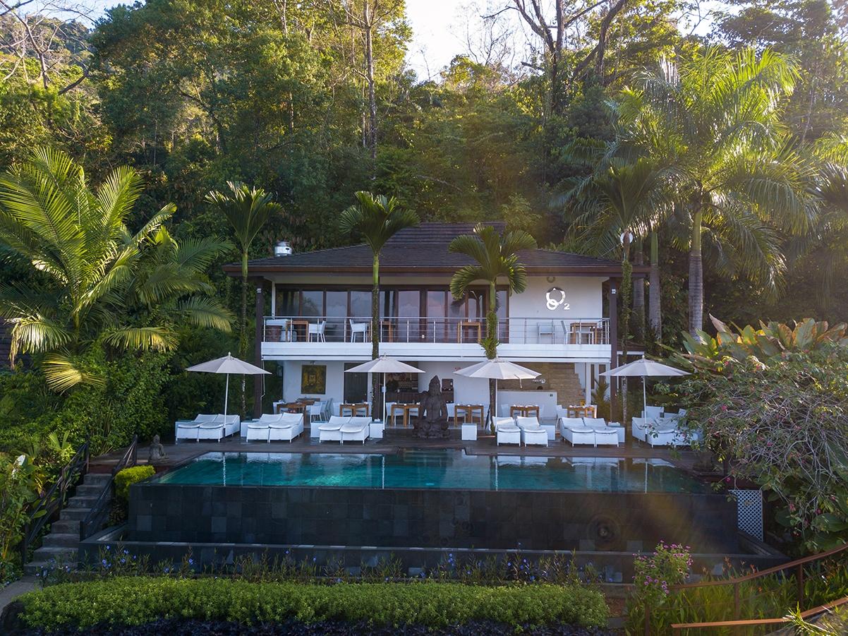 Costa Rica hotel Oxygen Jungle Villas in Uvita