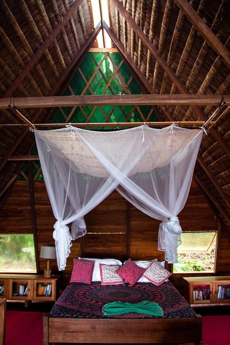 Hotel room at Finca Exotica Costa Rica