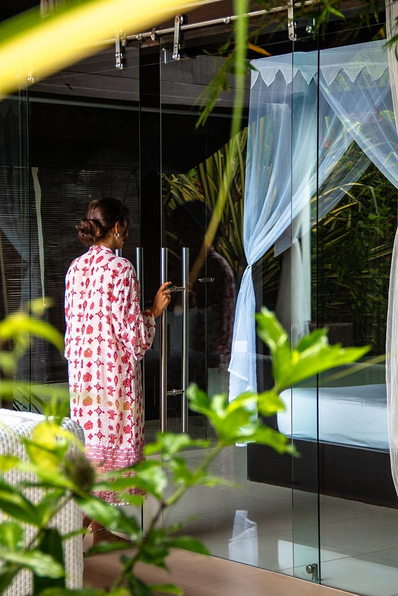 Hotel room at Oxygen Jungle Villas Costa Rica