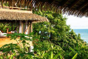 Hotel room view of Sola Vista Eco Lodge Costa Rica