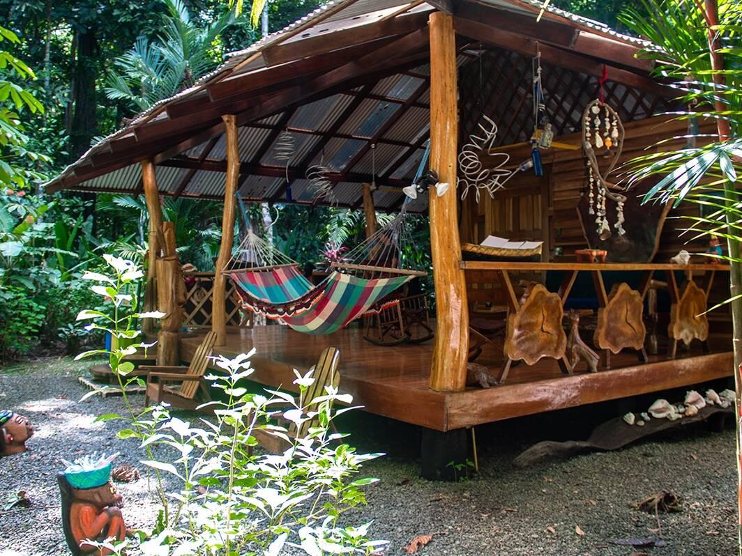 House Congo Bongo hotel In Costa Rica