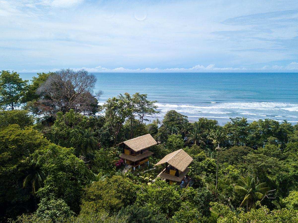 Sola Vista Eco Lodge hotel in Costa Rica