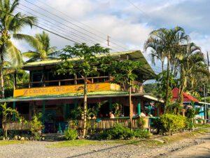 Cafe de la Suerte in Pavones Costa Rica